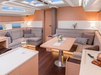 thumbnail-7 Hanse Yachts 53.0 feet, boat for rent in Split region, HR