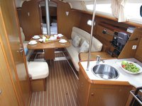 thumbnail-7 Jeanneau 31.0 feet, boat for rent in Istra, HR