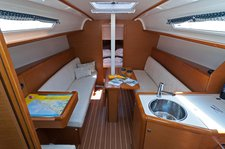 thumbnail-12 Jeanneau 32.0 feet, boat for rent in Split region, HR
