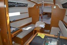 thumbnail-6 Jeanneau 33.0 feet, boat for rent in Zadar region, HR