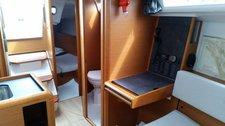 thumbnail-8 Jeanneau 33.0 feet, boat for rent in Zadar region, HR