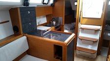 thumbnail-20 Jeanneau 33.0 feet, boat for rent in Zadar region, HR