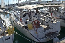 thumbnail-5 Jeanneau 37.0 feet, boat for rent in Zadar region, HR