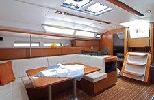 thumbnail-10 Jeanneau 43.0 feet, boat for rent in Split region, HR
