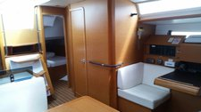 thumbnail-17 Jeanneau 43.0 feet, boat for rent in Zadar region, HR
