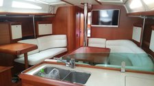 thumbnail-8 Jeanneau 43.0 feet, boat for rent in Zadar region, HR
