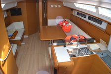 thumbnail-19 Jeanneau 43.0 feet, boat for rent in Zadar region, HR
