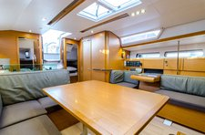 thumbnail-28 Jeanneau 45.0 feet, boat for rent in Ionian Islands, GR