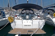 thumbnail-17 Jeanneau 45.0 feet, boat for rent in Split region, HR