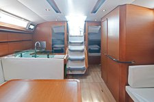 thumbnail-12 Jeanneau 45.0 feet, boat for rent in Split region, HR