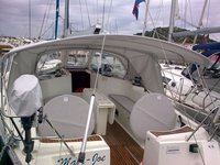 thumbnail-10 Jeanneau 46.0 feet, boat for rent in Šibenik region, HR