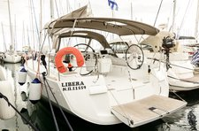 thumbnail-1 Jeanneau 51.0 feet, boat for rent in Ionian Islands, GR