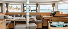 thumbnail-7 Lagoon-Bénéteau 41.0 feet, boat for rent in Split region, HR