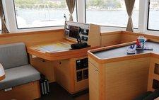 thumbnail-9 Lagoon-Bénéteau 41.0 feet, boat for rent in Split region, HR