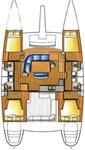 thumbnail-2 Lagoon-Bénéteau 44.0 feet, boat for rent in Saronic Gulf, GR