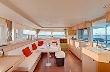 thumbnail-2 Lagoon-Bénéteau 45.0 feet, boat for rent in Split region, HR