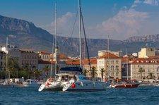 thumbnail-2 Nautitech Rochefort 39.0 feet, boat for rent in Split region, HR