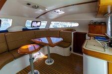 thumbnail-3 Nautitech Rochefort 39.0 feet, boat for rent in Split region, HR