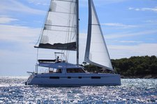 thumbnail-3 Nautitech Rochefort 45.0 feet, boat for rent in Saronic Gulf, GR