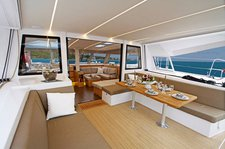 thumbnail-9 Nautitech Rochefort 45.0 feet, boat for rent in Saronic Gulf, GR