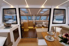 thumbnail-5 Nautitech Rochefort 45.0 feet, boat for rent in Saronic Gulf, GR