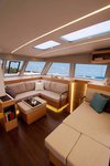 thumbnail-2 Nautitech Rochefort 45.0 feet, boat for rent in Saronic Gulf, GR