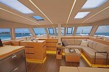 thumbnail-4 Nautitech Rochefort 45.0 feet, boat for rent in Zadar region, HR