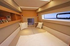 thumbnail-11 Nautitech Rochefort 45.0 feet, boat for rent in Zadar region, HR
