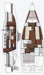 thumbnail-4 X-Yachts 33.0 feet, boat for rent in Split region, HR
