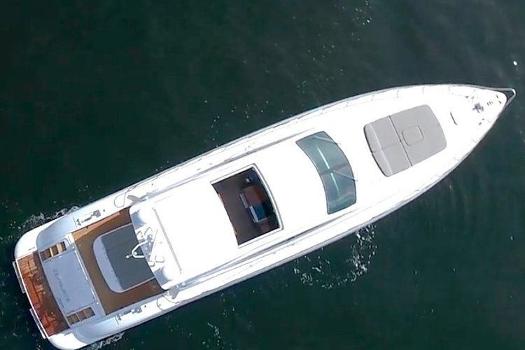 Motor yacht boat rental in Miami, FL