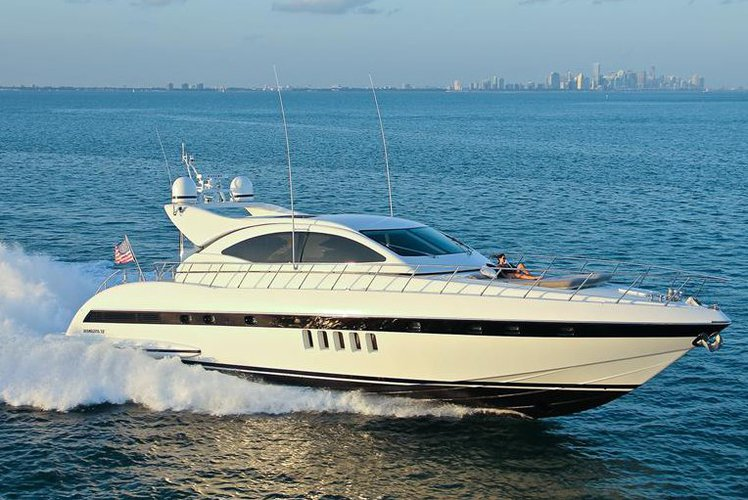 Boat for rent 72' Mangusta 72.0 feet in Miami, FL