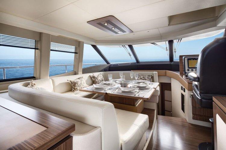 Motor yacht boat rental in Marina de Cascais, Portugal