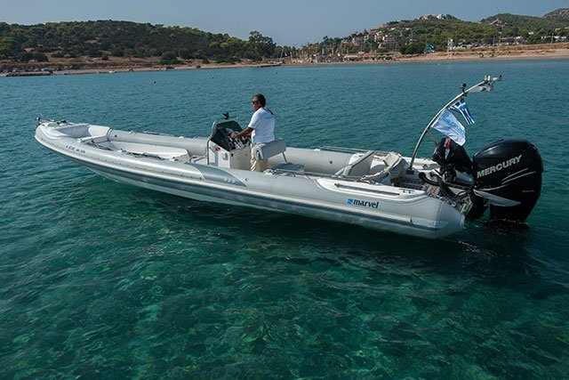 Boat for rent Marvel 30.5 feet in Athens - Marina Alimos (Kalamaki),