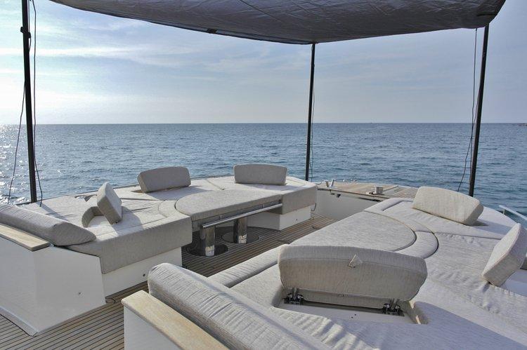 Boat for rent Monte Carlo Yachts 70.0 feet in Royal Phuket Marina,