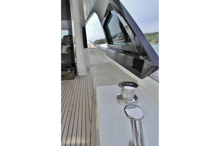 70.0 feet Monte Carlo Yachts in great shape
