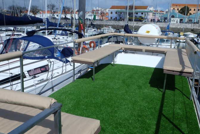 Boat rental in Belém,