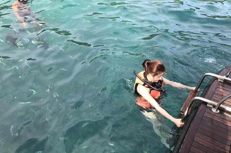 47.0 feet Sea Hawk Taiwan in great shape