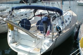 Boat for rent Dufour 38.5 feet in Leuca, Italy