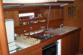 Discover Leuca surroundings on this Dufour Grand Large 385 Dufour boat