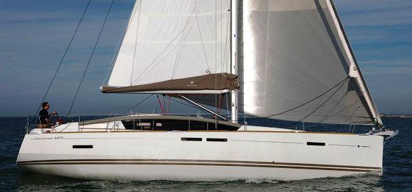 Charter 44' cruising monohull in St. Petersburg, Florida
