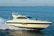 72' Mangusta for Charter. Luxury Celebrity Charters Yacht