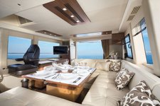 thumbnail-10 Azimut 53.0 feet, boat for rent in Cascais, PT