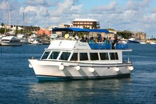 Enjoy cruising in Bermuda onboard 48' motor cruiser