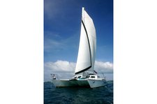 Escape the boisterous crowd in Bermuda onboard 55' sailing catamaran