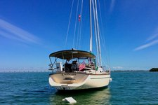 thumbnail-3 Island Packet Yachts 38.0 feet, boat for rent in Miami, FL