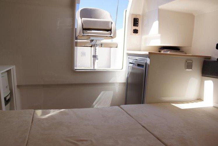 Discover Trogir surroundings on this 655 SunCruiser Atlantic Marine boat
