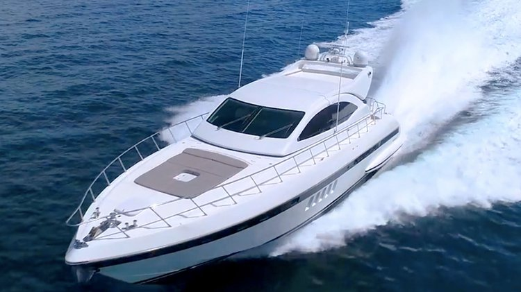 Motor yacht boat rental in Island Garden Marina, FL
