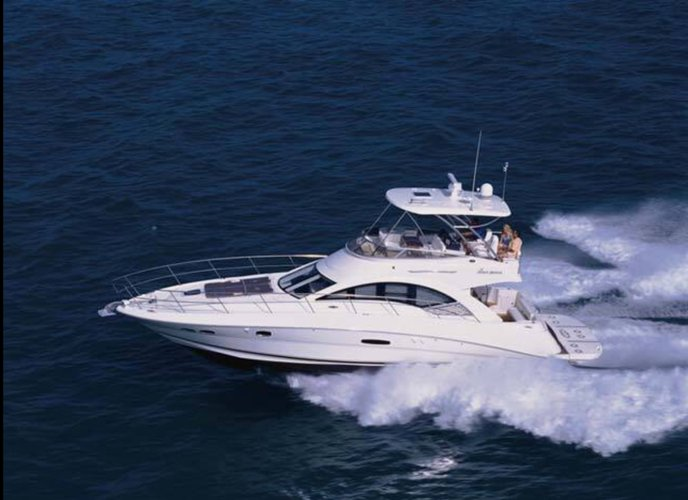 Boat for rent SeaRay 47.0 feet in 848 Brickell key drive, FL