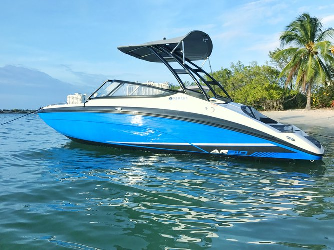2017 Yamaha Jet Boat - Fuel included