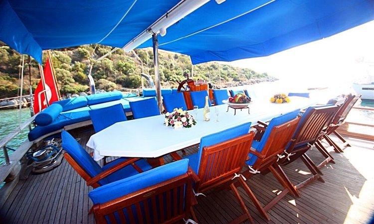 Boat for rent Custom 101.7 feet in Bodrum, Turkey